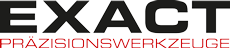 EXACT Präzisionswerkzeuge Logo
